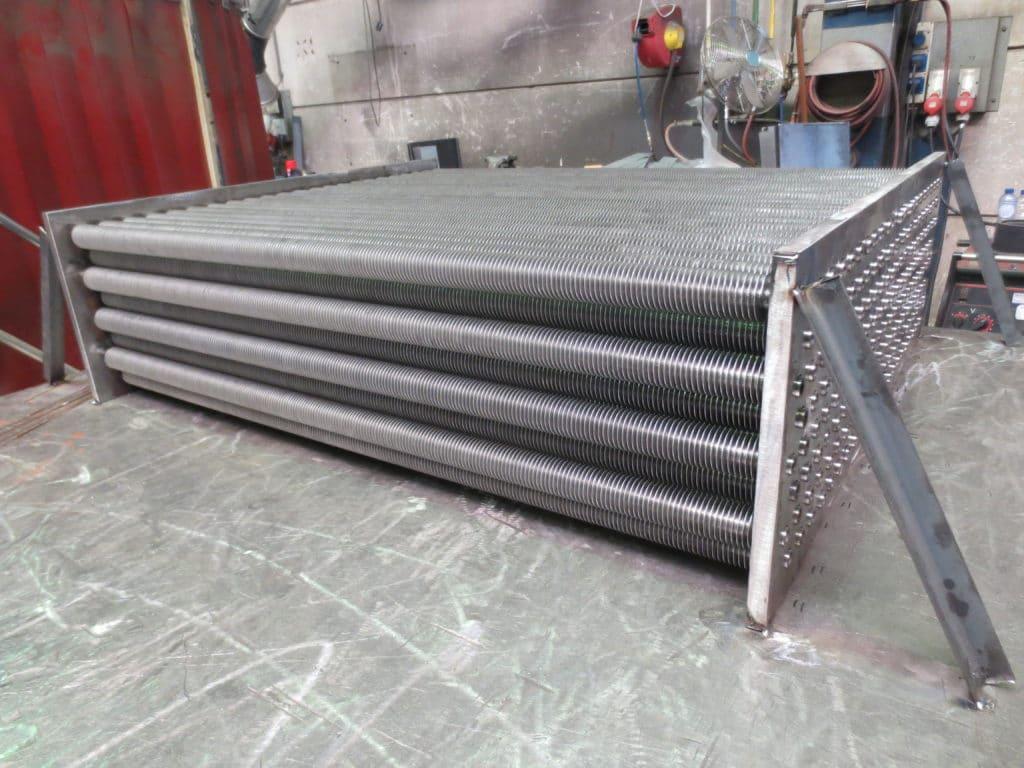 TATA Steel dvl gaskoelers