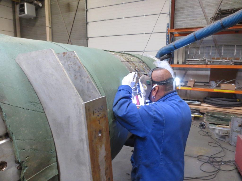Reparatie Vacuumverdamper 2