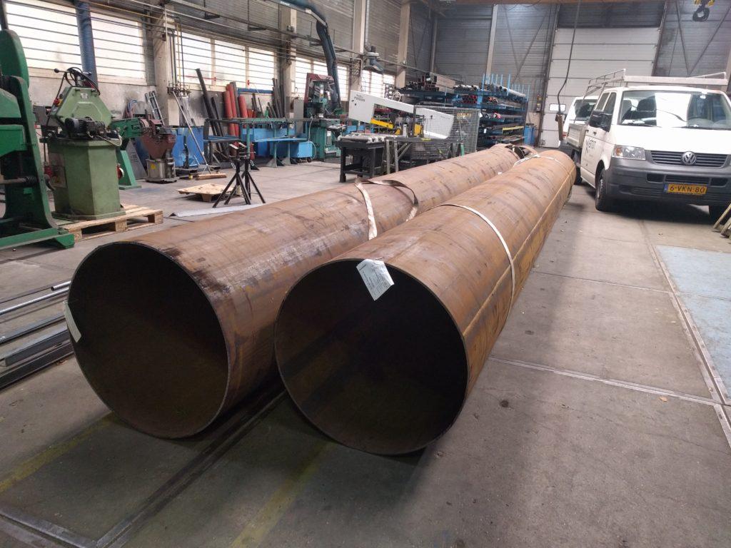 Tata Steel warmtewisselaar behuizingen