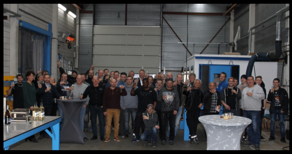 Velmon Group proost op 2019