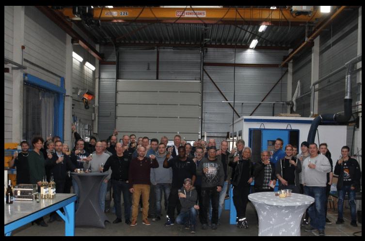 proost Velmon Group 20 jaar