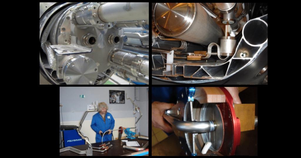 Velmon materiaal 3 orbitaal lassen cern